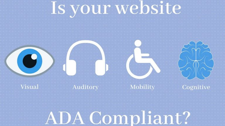 Reasons Your Website Should Be ADA Compliant
